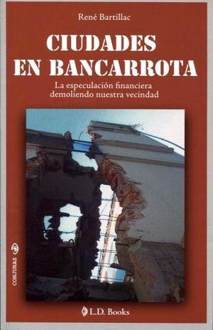 CIUDADES EN BANCARROTA