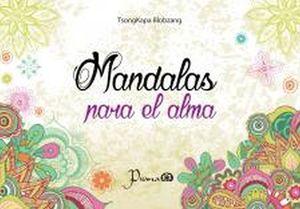 MANDALAS PARA EL ALMA (C/6 COLORES)