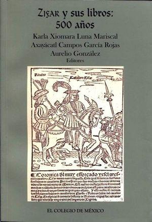 ZIFAR Y SUS LIBROS: 500 AÑOS