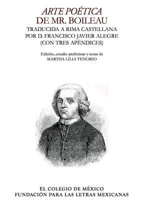 ARTE POETICA DE MR.BOILEAU