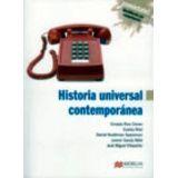 HISTORIA UNIVERSAL CONTEMPORANEA -COMPETENCIAS/S.CONECTATE-