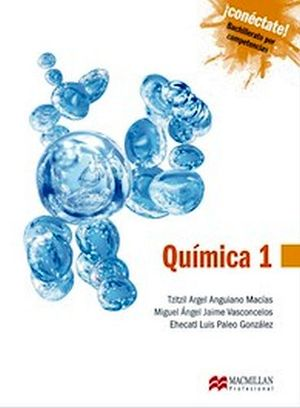 QUIMICA 1 BACH. 2ED. -COMPETENCIAS/S.CONECTATE-