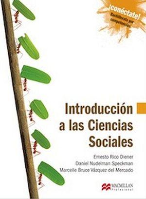 INTRODUCCION A LAS CIENCIAS SOCIALES 2ED.BACH. -COMPET./S.C