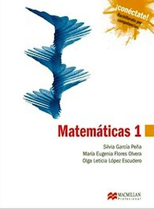 MATEMATICAS 1 BACH. -COMPETENCIAS/S.CONECTATE-