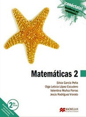 MATEMATICAS 2 BACH. 2ED. -COMPETENCIAS/S.CONECTATE-