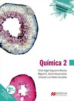 QUIMICA 2 BACH. 2ED. -COMPETENCIAS/S.CONECTATE-