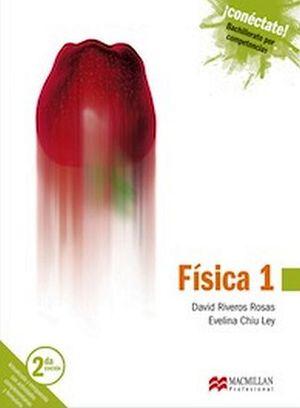 FISICA 1 BACH. 2ED.  -COMPETENCIAS/S.CONECTATE-