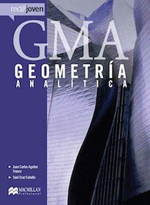 GEOMETRIA ANALITICA BACH.  -RED/JOVEN-