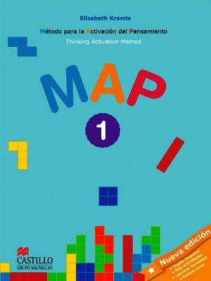 MAP 1 PREESC. 2ED. -METODO PARA LA ACTIV. PENSAMIENTO-
