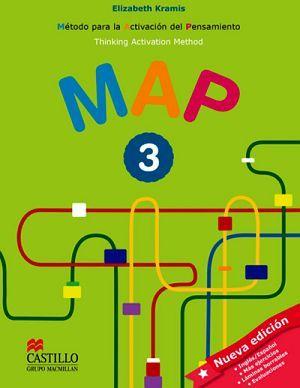 MAP 3 PREESC. 2ED. -METODO PARA LA ACTIV. PENSAMIENTO-