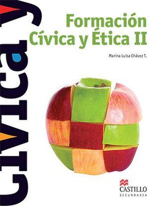 FORMACION CIVICA Y ETICA 2 P/3RO. SEC. -S.ENLACES-