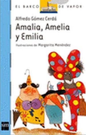 AMALIA, AMELIA Y EMILIA        (BARCO DE VAPOR)