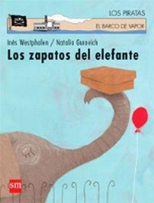 ZAPATOS DEL ELEFANTE, LOS      (LOS PIRATAS DEL BARCO DE VAPOR)