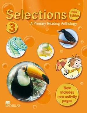 NEW SELECTIONS 3 STUDENT'S BOOK