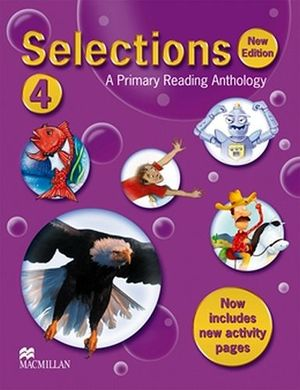 NEW SELECTIONS 4 STUDENT'S BOOK