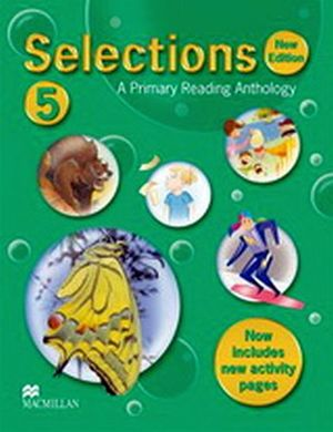 NEW SELECTIONS 5 STUDENT'S BOOK