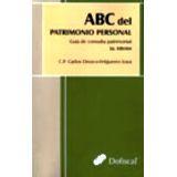 ABC DEL PATRIMONIO PERSONAL 4ED.