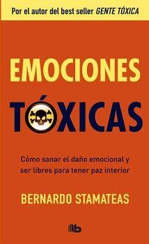 EMOCIONES TOXICAS -B DE BOLSILLO/EMPASTADO-