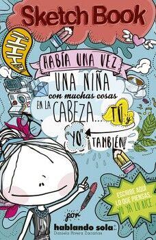 HABLANDO SOLA -SKETCH BOOK-