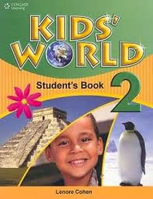 KID'S WORLD 2 STUDENT'S BOOK