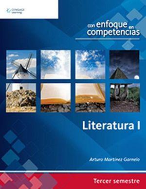 LITERATURA I 3ER SEMESTRE -ENFOQUE COMPETENCIAS-