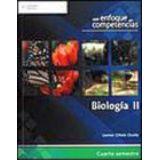 BIOLOGIA II -ENFOQUE POR COMPETENCIAS-