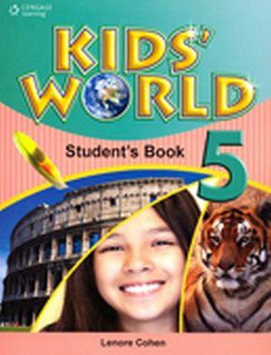 KID'S WORLD 5 STUDENT´S BOOK