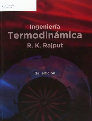 INGENIERIA TERMODINAMICA 3ED. C/CD