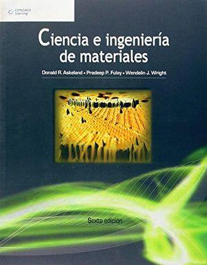CIENCIA E INGENIERIA DE LOS MATERIALES 6ED.