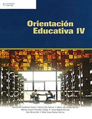 ORIENTACION EDUCATIVA IV