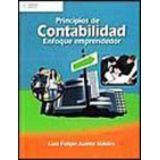 PRINCIPIOS DE CONTABILIDAD ENFOQUE EMPRENDEDOR