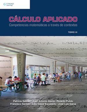 CALCULO APLICADO TOMO 3 -COMPETENCIAS MATEMATICAS-