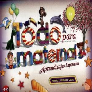 TODO PARA MATERNAL  -APRENDIZAJES ESPERADOS- (C/ANEXO)