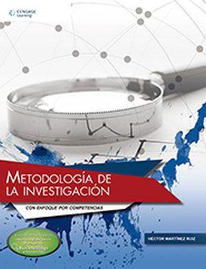 METODOLOGIA DE LA INVESTIGACION -ENF.COMPET.-C/CODIGO (REIMP.2013