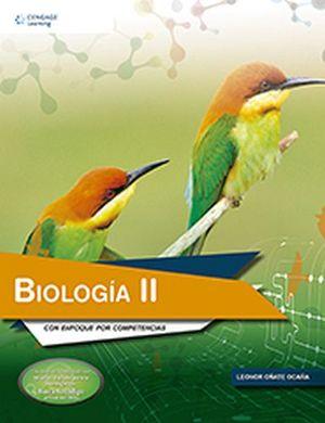 BIOLOGIA II -ENFOQUE POR COMPETENCIAS- (C/CODIGO)(REIMP.201