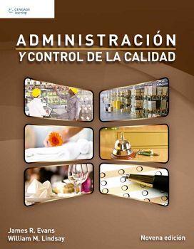 ADMINISTRACION Y CONTROL DE LA CALIDAD 9ED. (E-BOOK)