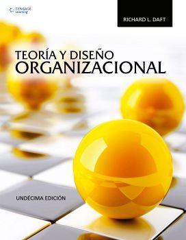 TEORIA Y DISEÑO ORGANIZACIONAL 11ED. (E-BOOK)