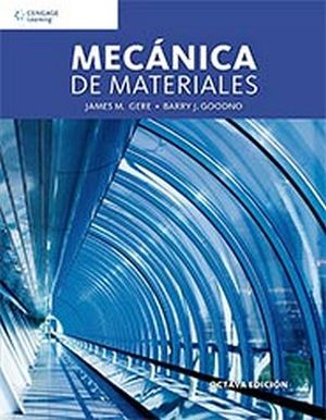 MECANICA DE MATERIALES 8ED.