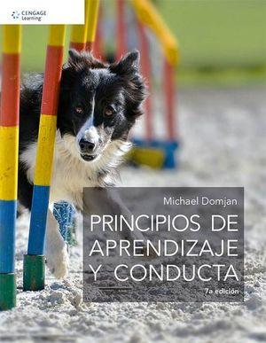 PRINCIPIOS DE APRENDIZAJE Y CONDUCTA 7ED.
