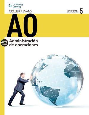 AO. ADMINISTRACION DE OPERACIONES 5ED.