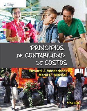 PRINCIPIOS DE CONTABILIDAD DE COSTOS 17ED.