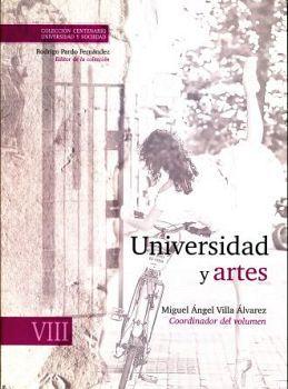 UNIVERSIDAD Y ARTES