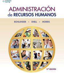 ADMINISTRACION DE RECURSOS HUMANOS 17ED.