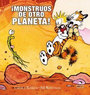MONSTRUOS DE OTRO PLANETA! -CALVIN Y HOBBES/4- (TRAVESIA)
