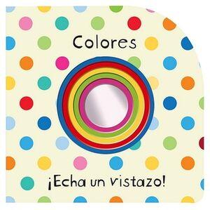 COLORES ¡ECHA UN VISTAZO! C/ESPEJO (TRAVESIA)