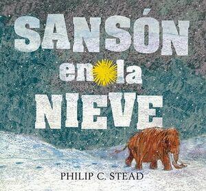 SANSON EN LA NIEVE                        (EMPASTADO)