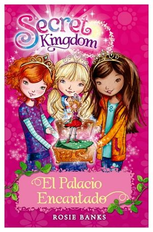SECRET KINGDOM 1 -EL PALACIO ENCANTADO-  (TRAVESIA)