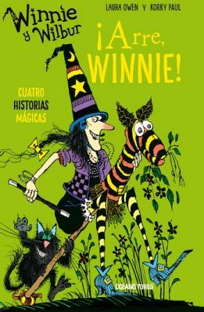 WINNIE Y WILBUR - ARRE WINNIE¡-      (CUATRO HISTORIAS MAGICAS)