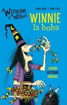 WINNIE Y WILBUR -WINNIE LA BOBA-     (CUATRO HISTORIAS MAGICAS)