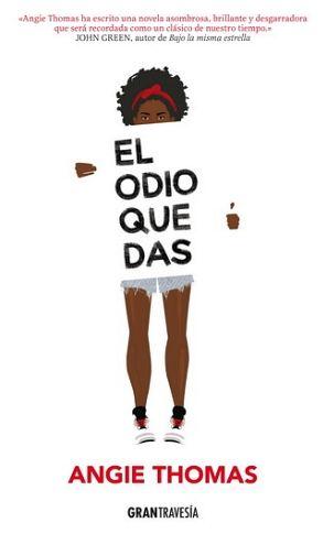 ODIO QUE DAS, EL